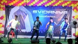 Neevalle Nevalle , Kanne Pettaro Dance by Ashish & Shammu in Civil SVIDANIYA 2K17