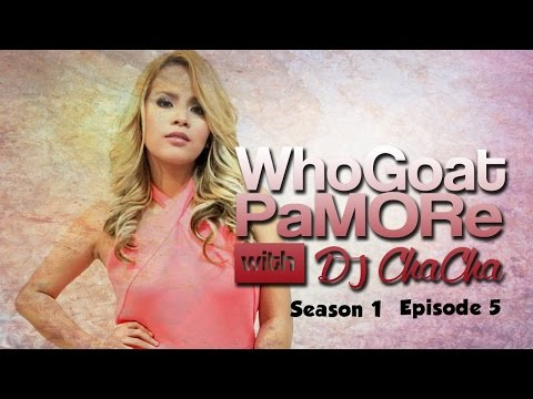 WhoGOAT pa MORe with DJ ChaCha! Episode 5