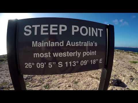 Steep Point - Fishing Trip 2017