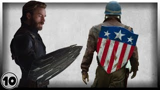 Top 10 Alternate Captain America Shields