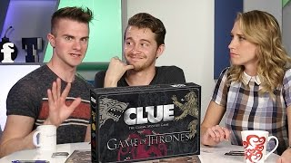SourceFed Plays Clue: Game of Thrones Edition
