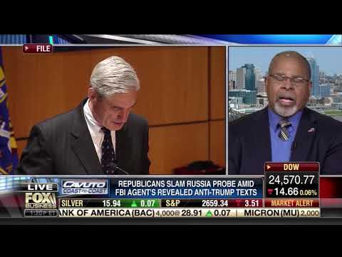 Ken Blackwell Discusses Recent Revelations from the Mueller Russia Investigation