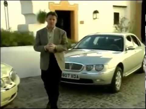 Men and Motors - Rover 75