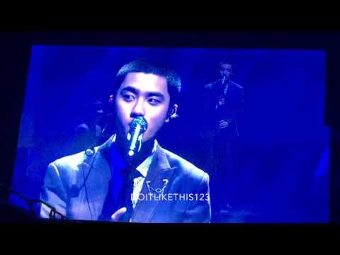 180303 EXO ElyXion in Singapore- Kyungsoo For Life