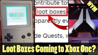 Ultra Gameboy Revealed, Xbox New Achievement System, Twitch 90 Million Dollar Overwatch Deal