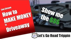 Let's talk Travel - How to make money in Driveaway