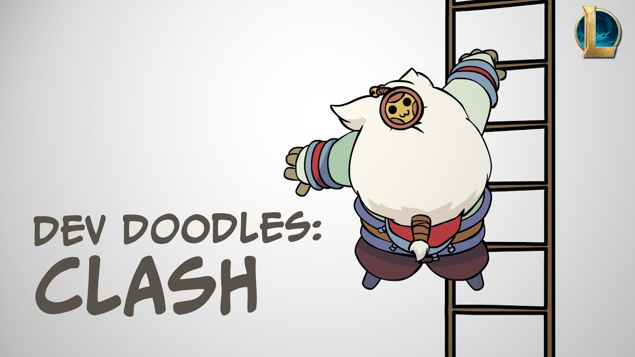 Dev Doodles: Clash | League of Legends