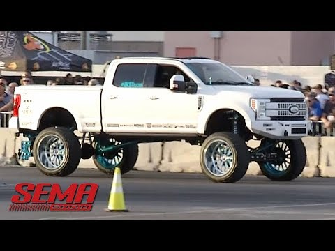 2018 SEMA Show – Highlights from the Las Vegas Convention Center