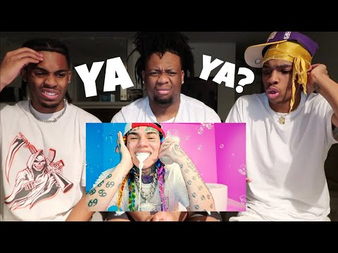 Not sure about this one?🤨 6IX9INE- YAYA (Official Music Video)🌈🎶💃🏽