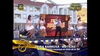 Zé do Pipo - A Dança do Kumole - TVI Somos Portugal em Boticas