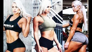 AMAZING GIRLS WORKOUT  - Female Fitness Motivation HD
