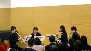 2016年 東京大学駒場祭 東京大學サクソフォン同好会による演奏 twitter ...