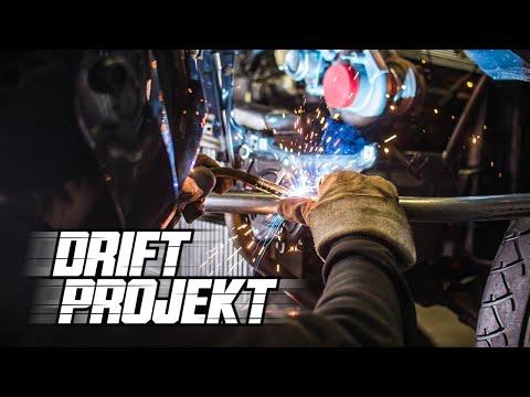 Drift Projekt - BMW e46 #12 - Bash Bar, Chłodnice oleju