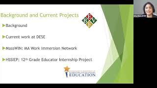 Dec. 9 BVEF Professional Development: Internships, Externships, Work-Based Learning Amid a Pandemic