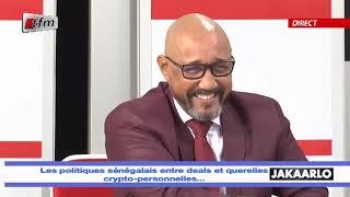 Jakaarlo Bi du 17 Janvier 2020 - Les politiques sénégalais entre deals et querelles