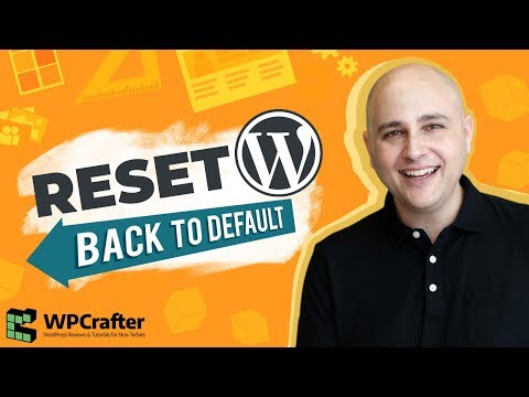 How To Reset WordPress Instead Of Reinstalling – It's Faster & Easier To Start Fresh