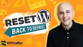 How To Reset WordPress Instead Of Reinstalling - It's Faster & Easier To Start Fresh