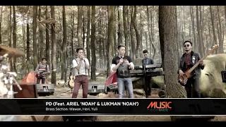 D'Masiv ft Ariel Noah - PD (Live at Music Everywhere) **