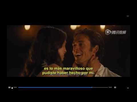 Me before you (Beach scene)