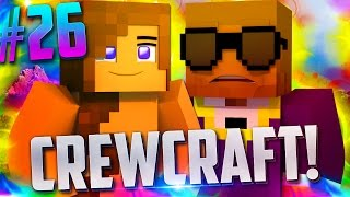 "CREWCRAFT! - ""WATER TEMPLE!"" Season 3 