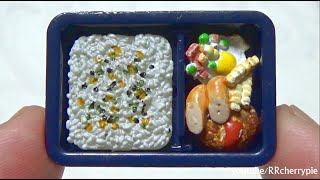 RE-MENT collectables #19 - Bento Lunch Thumbnail