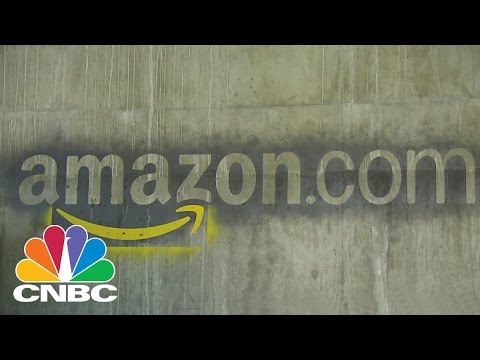 Amazon Invests In Virtual Reality   Tech Bet   CNBC