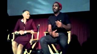 """Mandela: The Long Walk To Freedom"" Q With Justin Chadwick & Idris Elba"