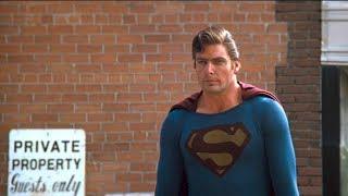 Evil Superman got drunk | Superman 3