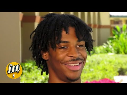 Ja Morant doesn't think the NBA's play-in game system is fair | The Jump