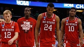NC State Legend Julius Hodge Talks Heartbreaking Loss For Wolfpack | 2014 NCAA Tournament
