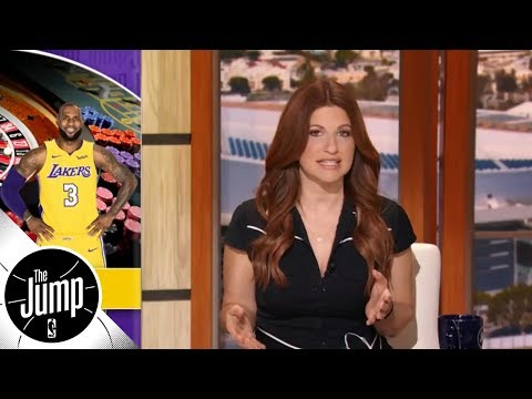 Rachel Nichols: A lot of pressure is on Lakers' front office this offseason  The Jump  ESPN