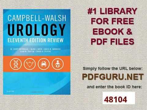 Pdf urology campbell edition walsh 11th review