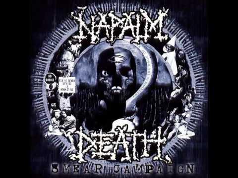 NAPALM DEATH - Persona Non Grata: Guitar Backing Track