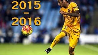 Neymar Jr. ✪Magic Skills Show 2015/2016 HD✪