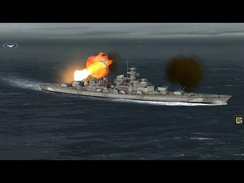 Release the Bismarck  - Atlantic Fleet - German Campaign - Part 7
