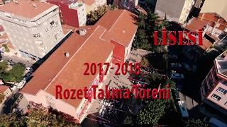 Şişli Anadolu Lisesi 2017 - 2018 Rozet Takma Töreni