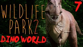 Wildlife Park 2: Dino World | Ep.07 - Jurassic Park 2?
