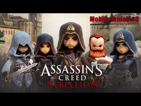 Assassin's Creed Rebellion - Cheat Engine - Mobile Friday #3