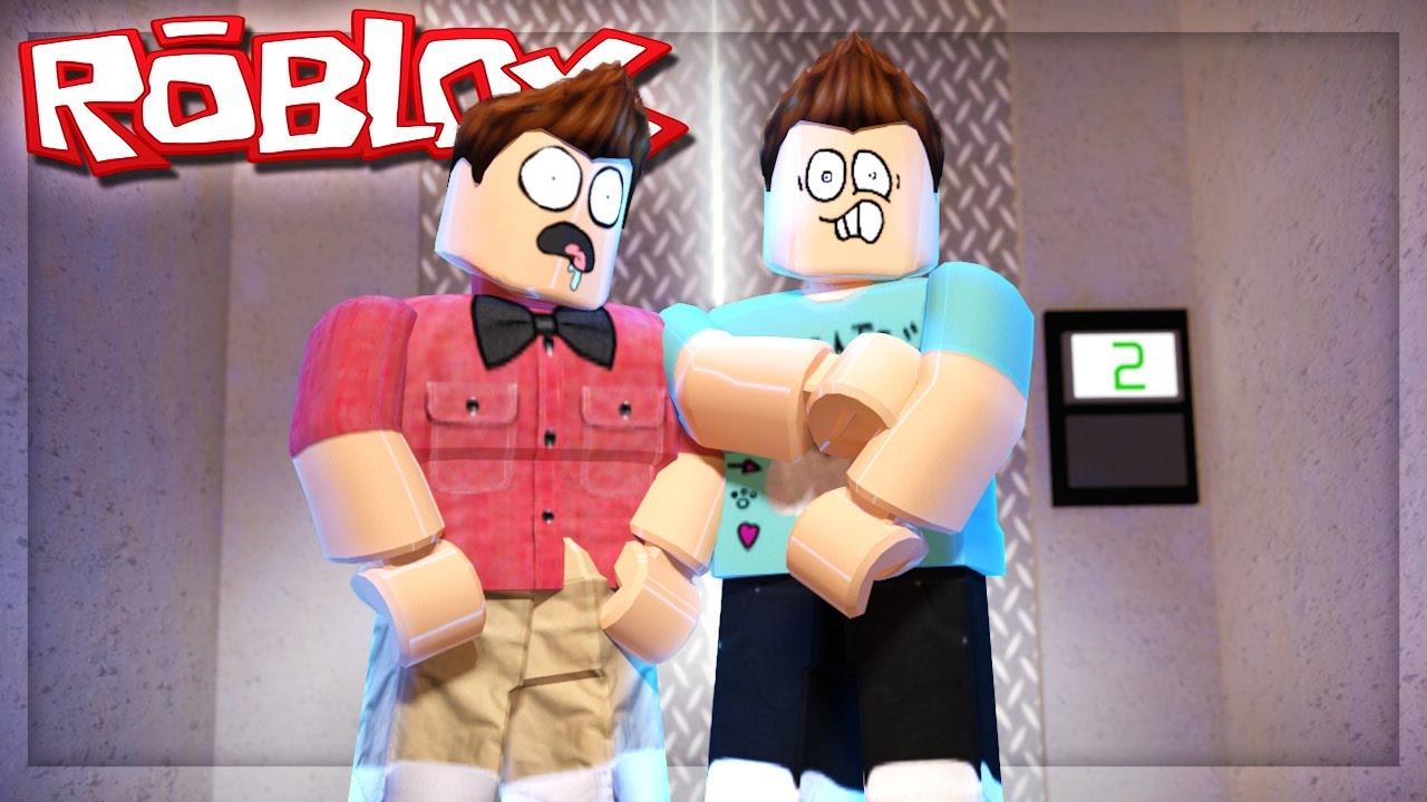 Roblox Adventures Denis And Corl Stuck In An Elevator Elevator