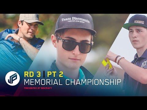 2017 Memorial Championship | Rd3, Pt2 | McMahon, Feldberg, Rathbun