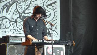 """Death From Above 1979 HD ~ """"Go Home, Get Down"""" Live at Ottawa Bluesfest 2011"""