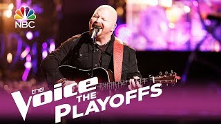"""The Voice 2017 Red Marlow - The Playoffs: """"Chiseled in Stone"""""""