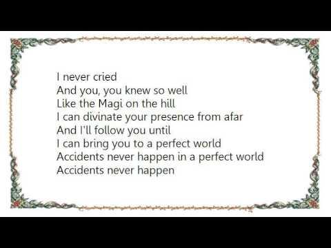 Blondie - Accidents Never Happen Lyrics