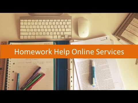 Homework Help Online Services in Australia UK and USA