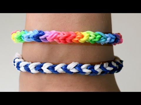 How to Make a Triple Single Bracelet