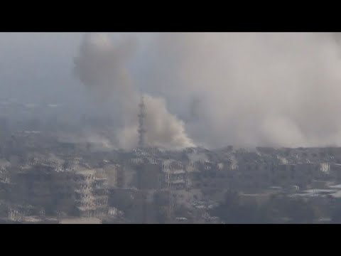 Syrian jets carry out more deadly raids on Eastern Ghouta