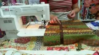 Patchwork Ao Vivo: patchwork simples e descomplicado