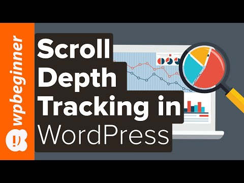 How to Use Scroll Tracking in WordPress with Google Analytics thumbnail
