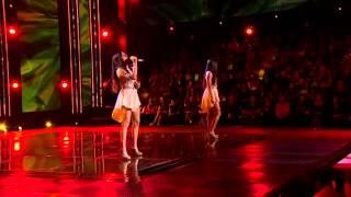 """La Voz... México - PlayOffs - Lizeth & Lisbeth - """"De mi Enamorate"""""""