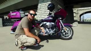 Два колеса. Вып.072. Harley-Davidson Road Glide Ultra